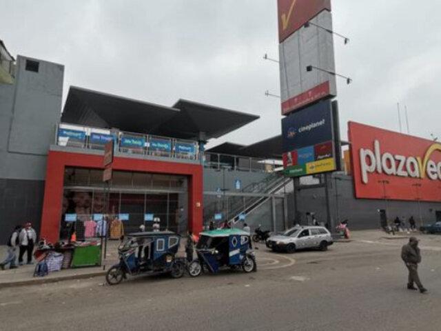 Comas: Abogado de Plaza Vea asegura que municipio les cobra exorbitante multa para reabrir