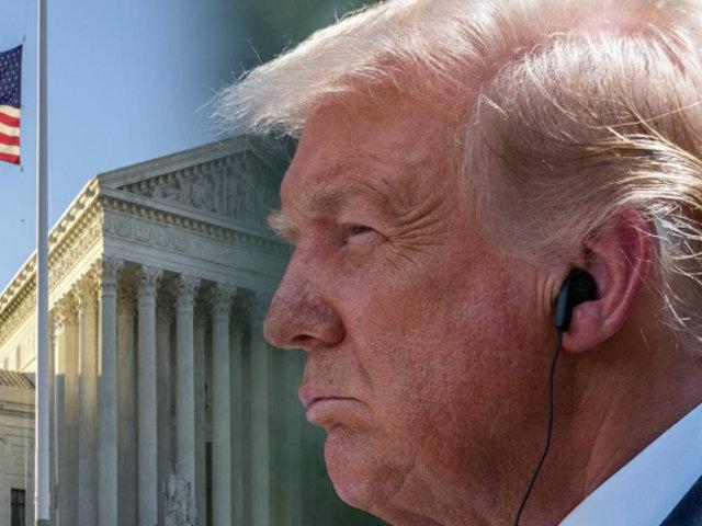 EEUU: Tribunal Supremo obliga a Trump a entregar su información financiera a Fiscalía