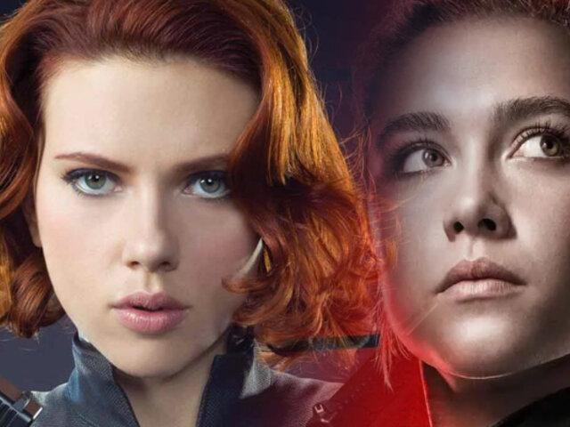 Scarlett Johansson escoge su sustituta como la Viuda Negra
