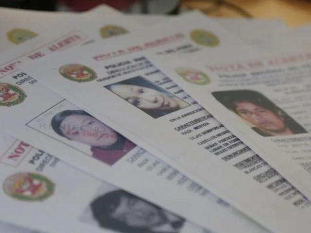 Perú: cada dos horas, una mujer es reportada como desaparecida desde enero
