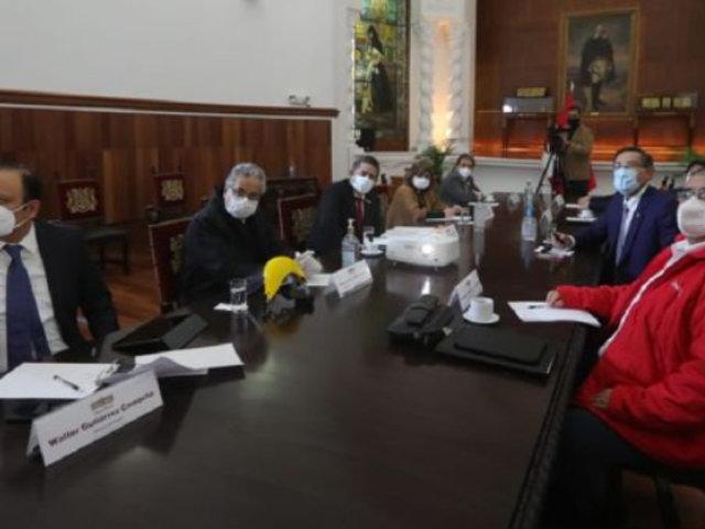 Consejo de Estado: concuerdan en debate amplio y reflexivo sobre la reforma de la inmunidad