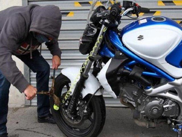 Jesús María: hampones roban moto y amenazan a fisicoculturista