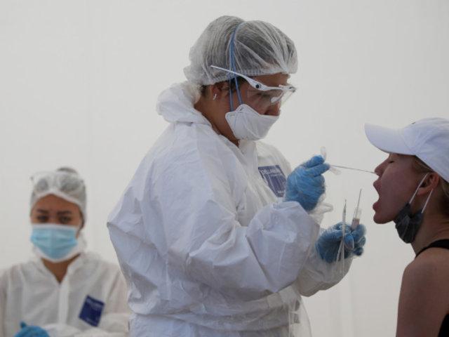 Kazajistán: advierten de peligrosa neumonía con mayor tasa de mortalidad que COVID-19