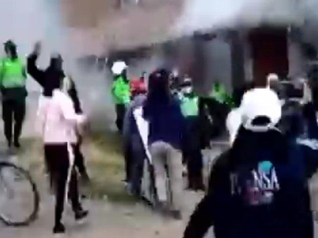 Huancayo: albañiles fueron secuestrado y torturados por evangélicos