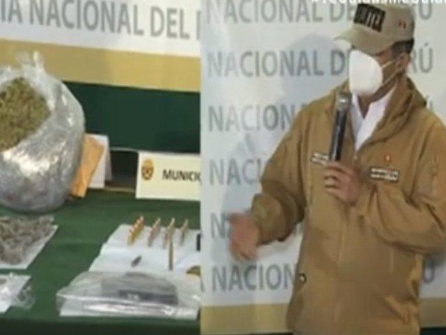 Callao: PNP desarticuló nueve bandas criminales