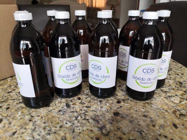Especialista advierte sobre el peligro del consumo de dióxido de cloro para COVID-19