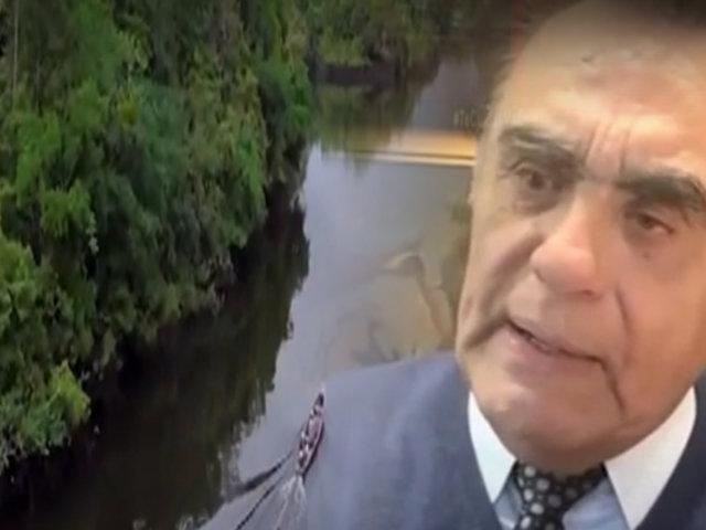Polémica por acuerdo amazónico de Escazú