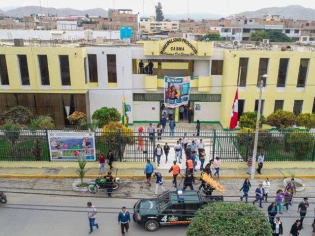 Covid-19: autoridades de Casma piden mantener confinamiento hasta 7 de setiembre