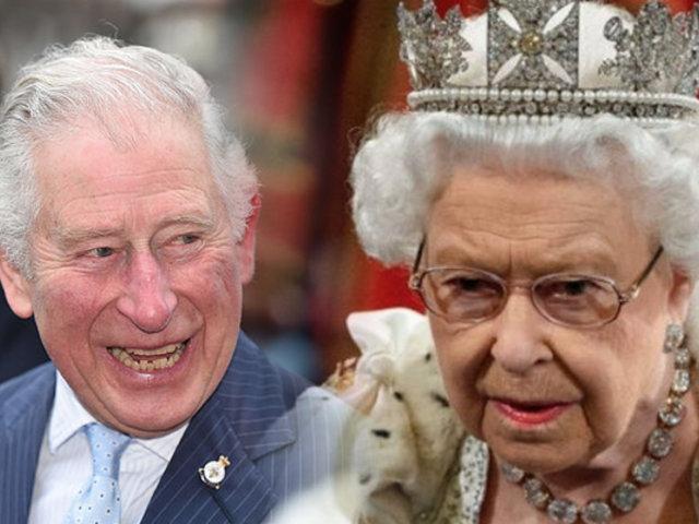 La Reina Isabel II estaría preparando su sucesión en el Trono