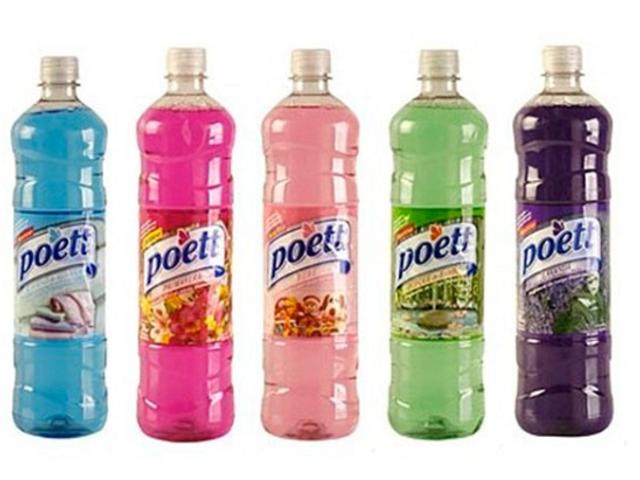 Clorox retira todos los lotes de limpiadores líquidos Poett del mercado peruano