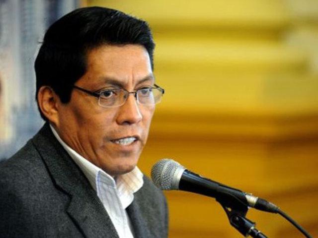 Premier Zeballos: Con inicio de fase 4 en agosto economía operará al 100%