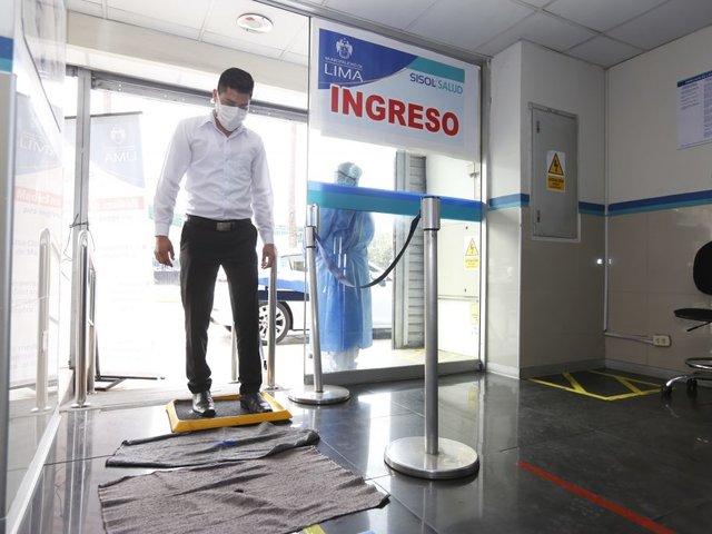 Sisol implementa protocolo de bioseguridad para la reactivación de atenciones médicas