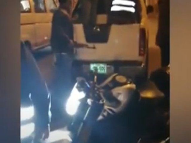 PNP recupera moto robada a fisicoculturista