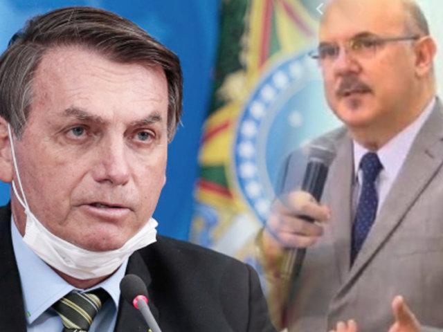 Brasil: Bolsonaro coloca a un pastor evangélico como ministro de Educación