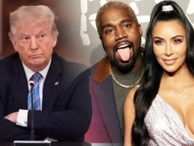 Rapero Kanye West anuncia que ya no apoya a Donald Trump