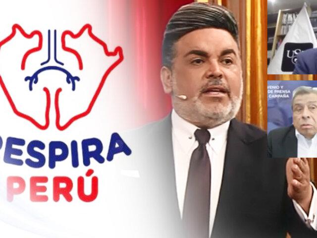 """Telemaratón """"Respira Perú"""" recaudó más de 8 millones de soles en solo 5 horas de transmisión"""