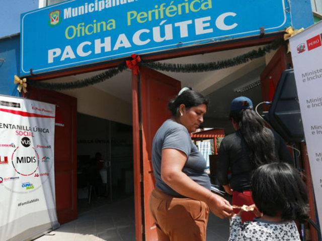 Presentan proyecto de ley para crear el distrito de Pachacutec en el Callao