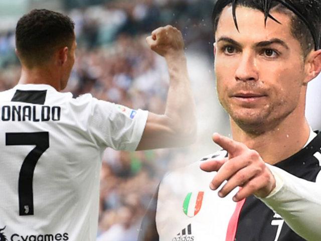 Cristiano Ronaldo con dos goles de penalti salva a la Juventus