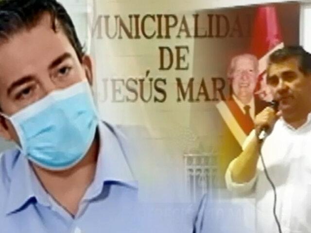 ¡EXCLUSIVO! Alcalde de Jesús María ofreció 10 mil dólares por grabar a testigo