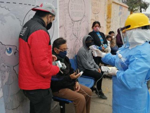 Coronavirus: estos son los puntos en Lima donde se puede descartar el covid-19