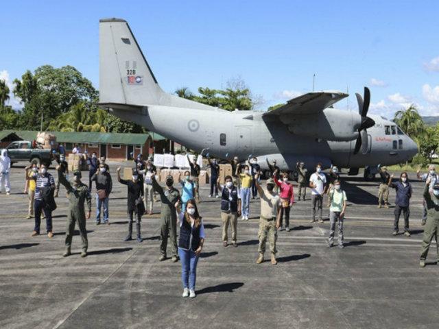 Tarapoto: médicos y enfermeros españoles llegan para reforzar lucha contra la COVID-19
