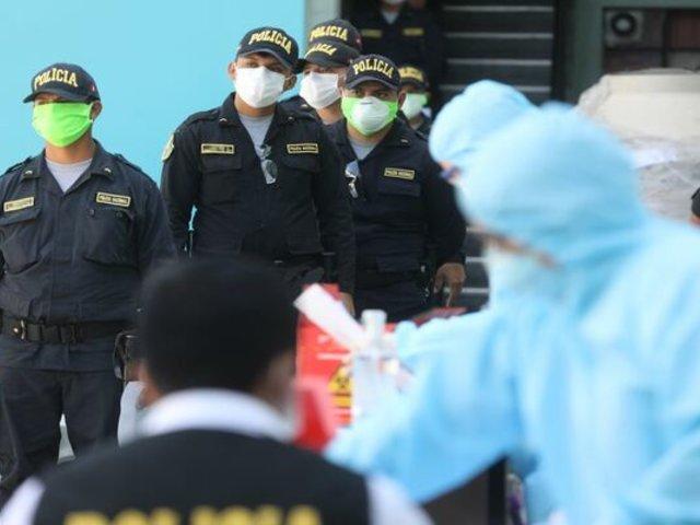 Cajamarca: más de 10 agentes policiales de una comisaría dieron positivo a la COVID-19