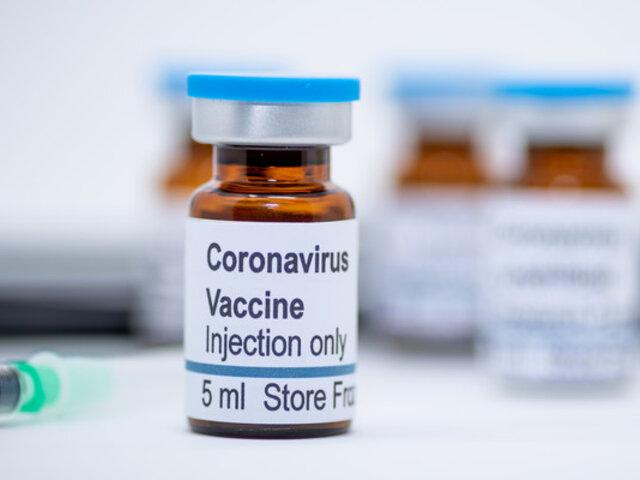 Vacuna de Pfizer contra la COVID-19 estaría lista para octubre