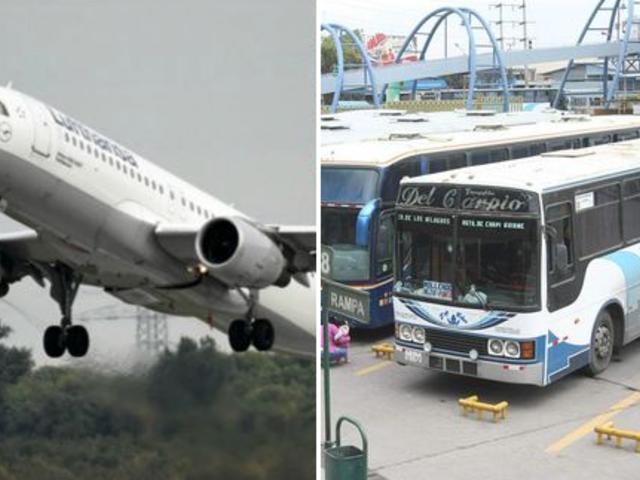 Fase 3 reactivación económica: hoy se reinician vuelos y transporte interprovinciales