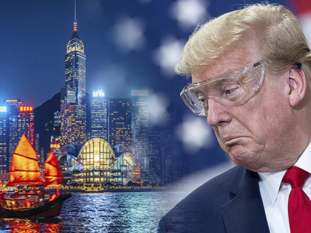 Donald Trump anuncia final del tratamiento preferencial para Hong Kong