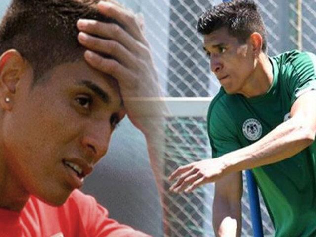 Paolo Hurtado se lesiona y busca regresar al Perú en vuelo humanitario