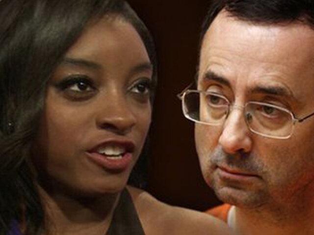 EEUU: el desgarrador relato de Simone Biles sobre su abuso sexual