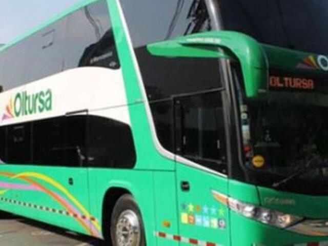 Primer bus de Oltursa partirá este viernes rumbo a Tumbes