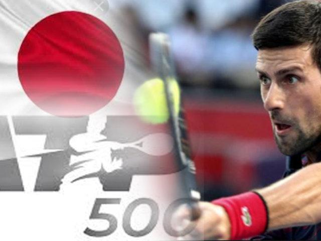 Japón: Federación de Tenis perderá 10 millones de dólares por cancelación del ATP Tokio