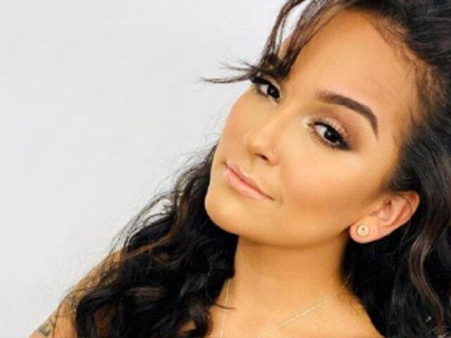 Daniela Darcourt estaría a punto de lanzar tema con Tito Nieves