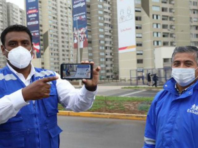 Villa Panamericana: habilitan líneas de WhatsApp para que pacientes covid-19 pidan aislamiento