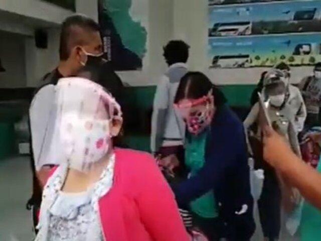 Trujillo: Terrapuertos recibieron gran afluencia de pasajeros