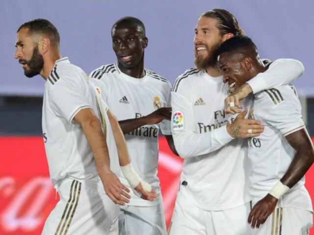 Este jueves a las 2 p.m.: Real Madrid podría ganar hoy la Liga Santander