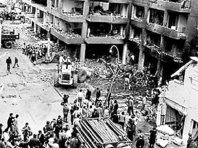 Para no olvidar: hace casi 30 años dos coches bomba destrozaron la calle Tarata