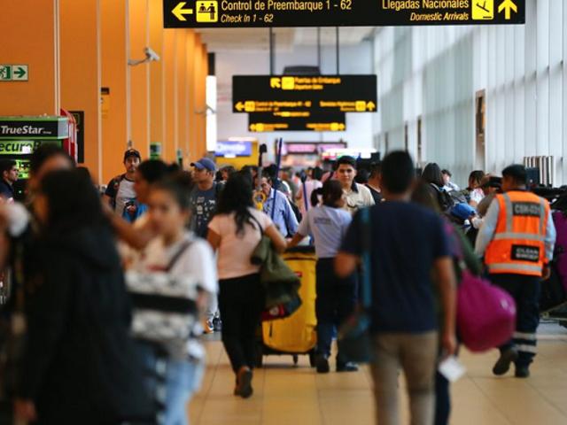 Aeropuerto Jorge Chávez: vuelos serán reprogramados a partir de las 8:30 a.m.