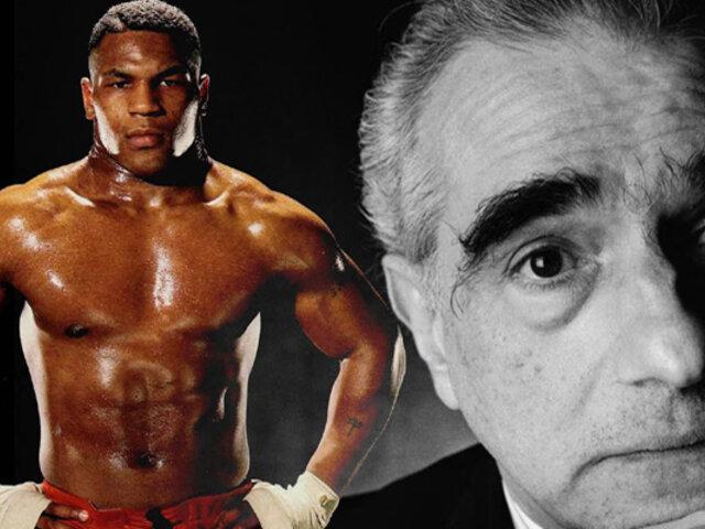 Martin Scorsese prepara film sobre la vida de Mike Tyson