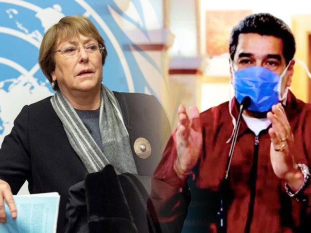 Crece tensión entre la ONU y Nicolás Maduro
