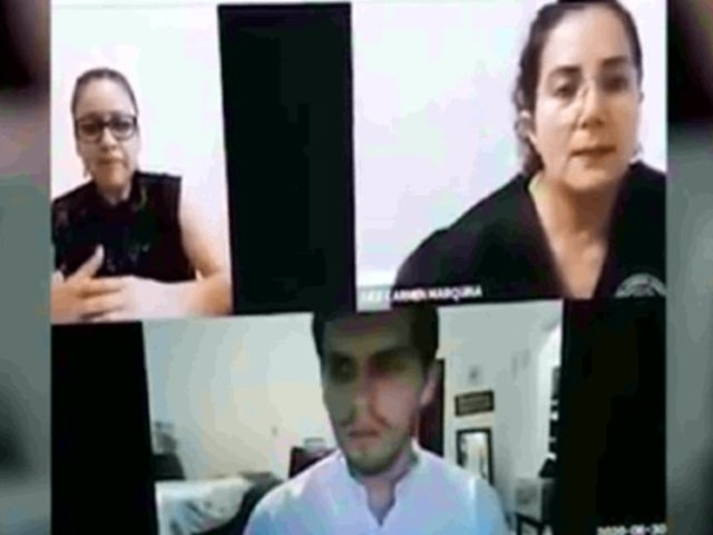 México: abogado fue descubierto sin pantalones durante una audiencia virtual