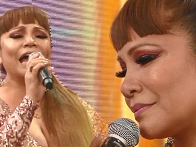 """Marisol """"La Farona"""" de la Cumbia en """"Porque hoy es sábado con Andrés"""""""