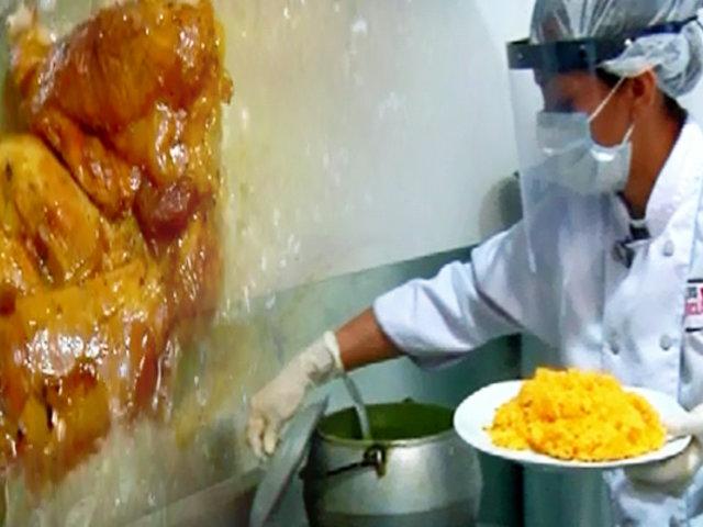 La gastronomía peruana en UCI