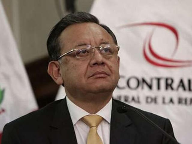 Edgar Alarcón: Contraloría halla irregularidades en sus declaraciones juradas