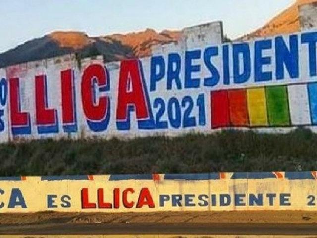 Arequipa: promueven candidatura presidencia de gobernador Elmer Cáceres Llica