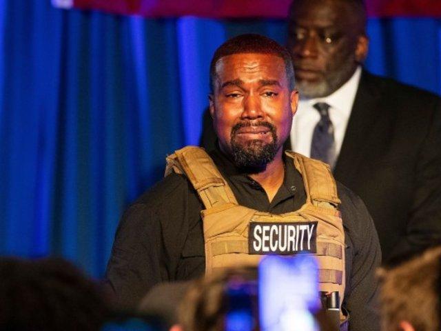 Kanye West: así fue el extraño mitin del rapero que anunció su candidatura a la presidencia de EEUU