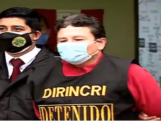 El Agustino: capturan a sujeto acusado de ingresar al departamento de su vecina y violarla