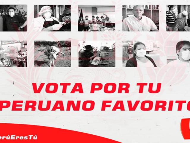 """Campaña """"El Perú eres tú"""" reconocerá la labor del peruano más solidario durante la pandemia"""