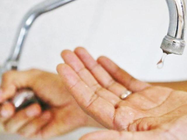 Sedapal: Hoy y mañana habrá corte de agua en los siguientes distritos
